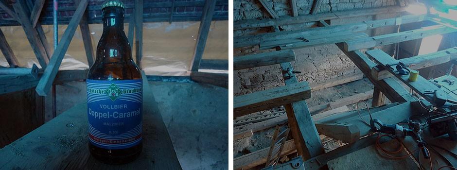 Holzschutzmittel-und-Treppenauge